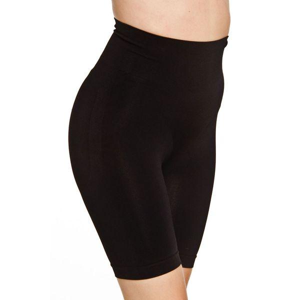 Hot Bottoms Women's Seamless Shaper Biker Shorts