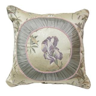 Croscill Iris Fashion Throw Pillow