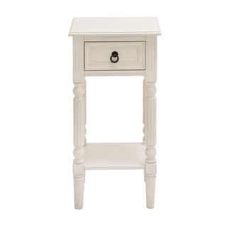 Casa Cortes Adela Solid Wood Accent Table