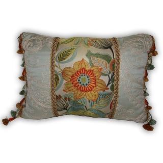 Croscill Mardi Gras Boudoir Throw Pillow