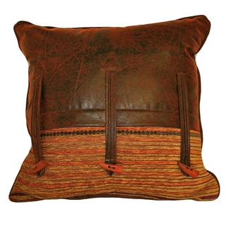 Croscill Plateau Toggle Throw Pillow