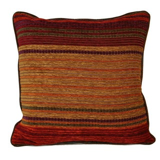 Plateau Square 18-inch Decorative Throw Pillow