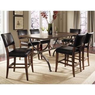 Cameron 7-piece Counter Height Rectangle Dining Set