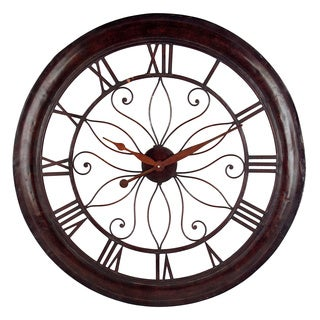 Borst Oversized Wall Clock
