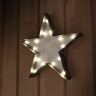 STAR Decorative LED Marquee Sign