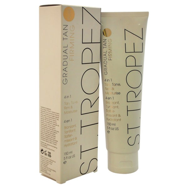 St. Tropez 4-in-1 Gradual Tan Plus Firming 5-ounce Lotion