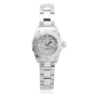 Invicta 7064 Stainless Steel 'Signature' Quartz Watch