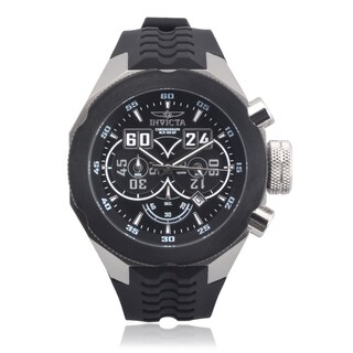 Invicta Men's 16927 'I Force' Silicone Band Chronograph Watch