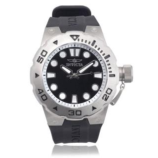 Invicta Men's 16132 'Pro Diver' Silicone Band Quartz Watch