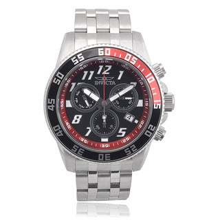 Invicta Men's 14509 Stainless Steel Pro Diver Chronograph Link Watch