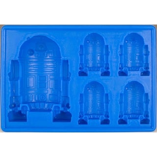 Star Wars R2D2 Silicone Molds