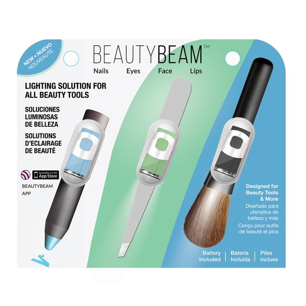 BeautyBeam Beauty Light Makeup Accessory, 3 Pack
