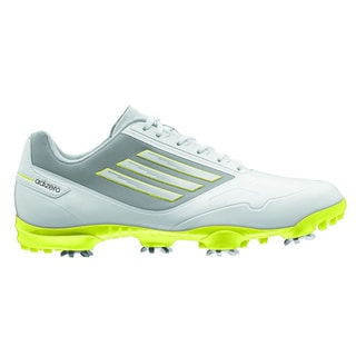 Adidas Men's Adizero One Running White/Electricity Golf Shoes