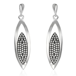 Earrings with 2.15ct TW Cubic Zirconia in 925 Sterling Silver