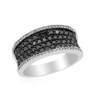 Ring with 1.00ct TW Diamonds in 14K White Gold