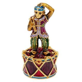 Yellow Metal Figurine