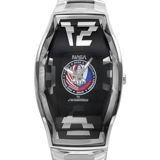 Women's NASA CT.6281L/12M Silver Stainless Steel Watch