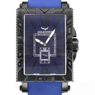 Men's ANCHOR Blue Rubber Watch