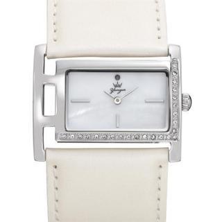 DIADEM Women's DCC1467/02 Cream Leather Watch