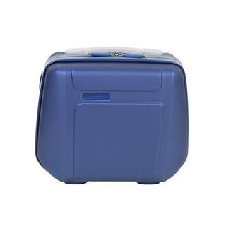 Blue Plastic Trolley Case