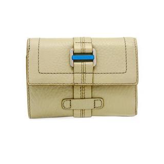 Women's Green Leather Wallet
