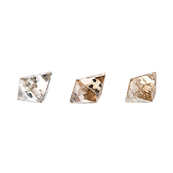 Loose with 1.71ct TW Princess-cut Diamonds
