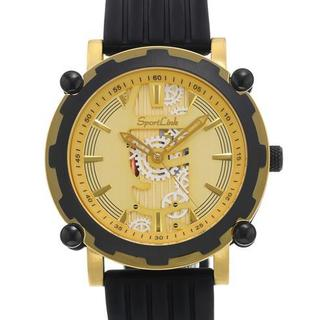 Sportslink Men's Legend Black Rubber Watch