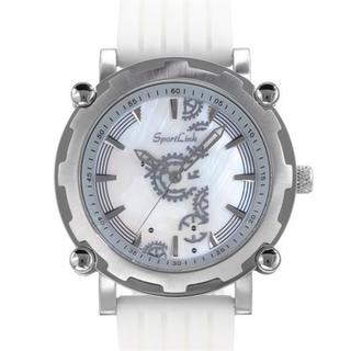 Sport Link Men's Legend White Rubber Watch
