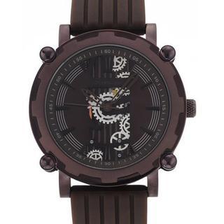 Men's LEGEND Dk Brown Rubber Watch