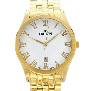 Croton Women's Goldtone Stainless Steel Watch