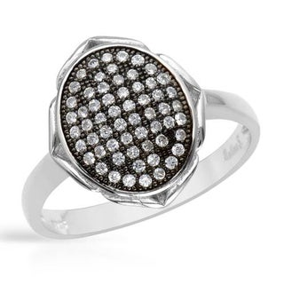 Ring with 3.1ct TW Cubic Zirconia in .925 Sterling Silver