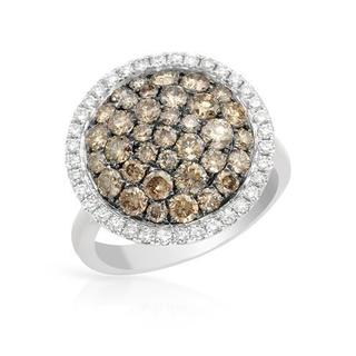 Ring with 2.16ct TW Diamonds 14K White Gold
