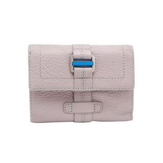 Women's Lavender Leather Wallet