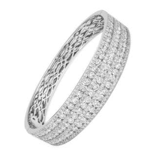 Bracelet with 8.76ct TW Diamonds in 18K White Gold
