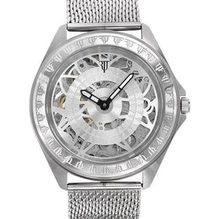 Randy Jackson Classic Collection Stainless Steel Mechanical Watch