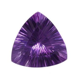 Amethyst 28.56ct TW Fancy-cut 22 x 22mm Loose Stone