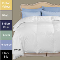 Luxury Sized 230 Thread Count Down Alternative Comforter