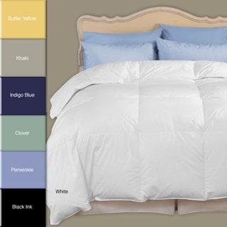 Luxury Sized 230 Thread Count Down Alternative Comforter