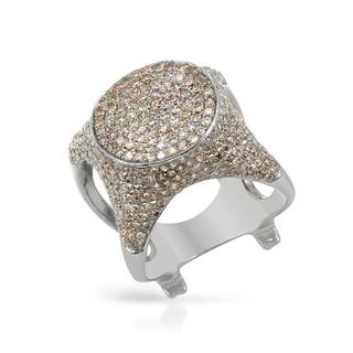 Ring with 1.7ct TW Diamonds in .925 Sterling Silver