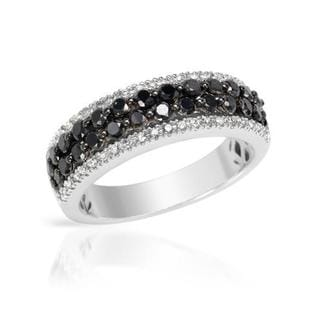 Ring with 1.1ct TW Diamonds in 14K White Gold