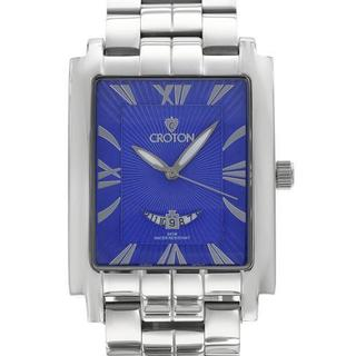 Croton Women's CA201052SSYL Silver Stainless Steel Watch