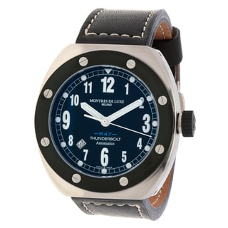 MONTRES DE LUXE MILANO Made in Italy Date Swiss Automatic Watch