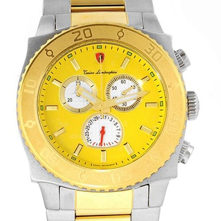 Tonino Lamborghini Men's en040l.311 Two-tone Chronograph Watch