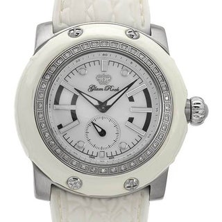 MIAMI Unisex GR301D White Rubber Watch