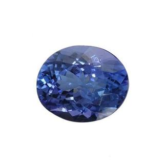 Tanzanite 1.95 ct TW Oval-shape 10.5 x 9 mm
