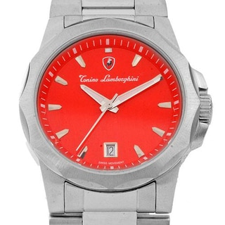 Men's en033.411 Stainless Steel Watch