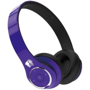life n soul bluetooth headphones purple 16539755 shopping the best prices on. Black Bedroom Furniture Sets. Home Design Ideas