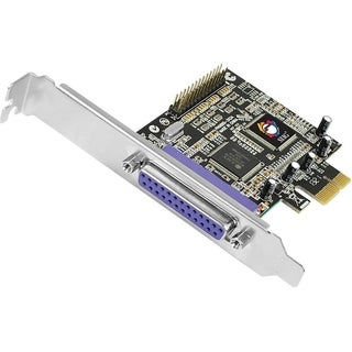 SIIG DP CyberParallel Dual PCIe