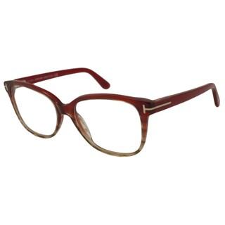 Tom Ford Readers Men's/ Unisex TF5233 Rectangular Reading Glasses