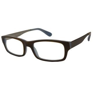 Tom Ford Readers Men's TF5164 Rectangular Reading Glasses